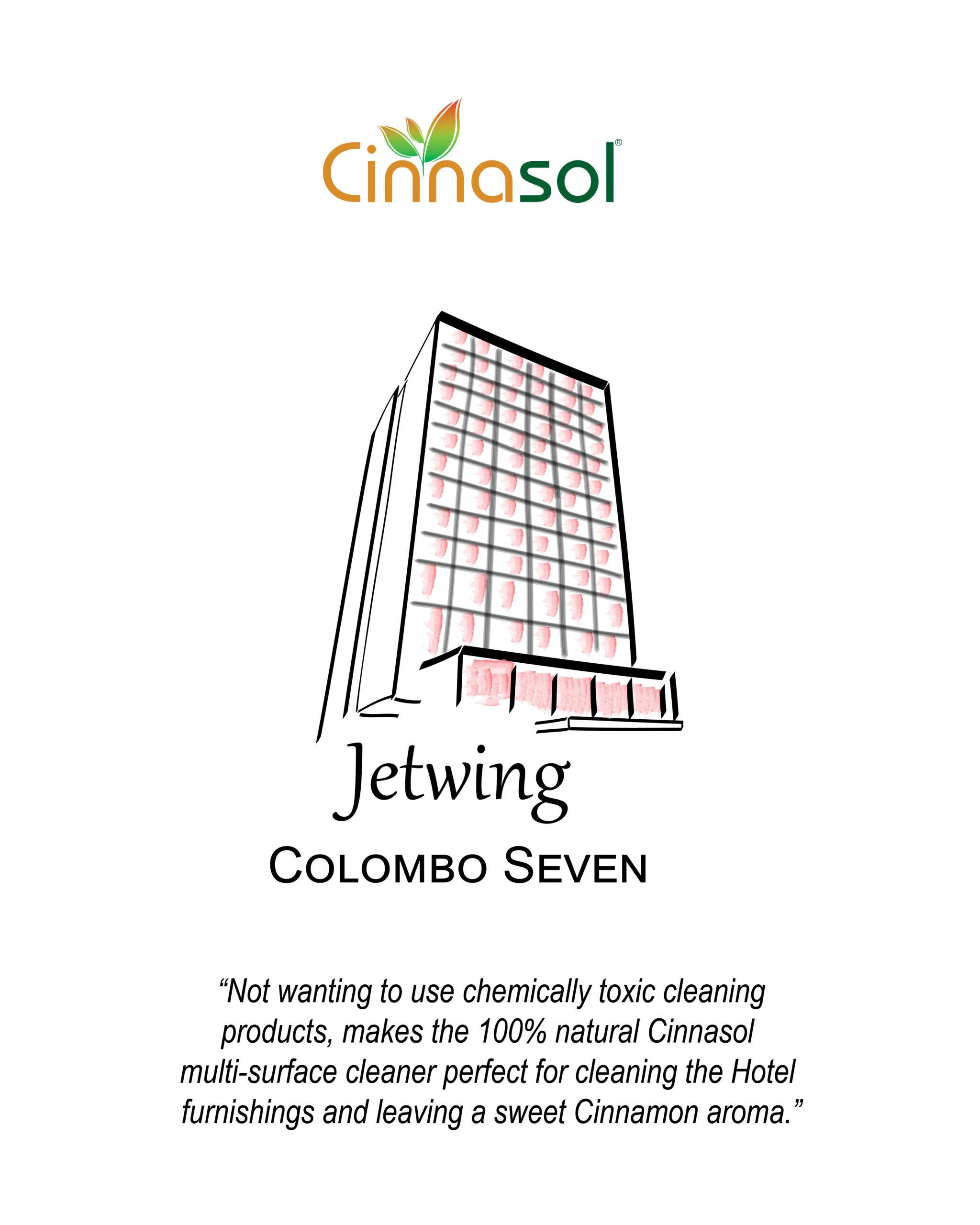 Jetwing Colombo Seven testimonial